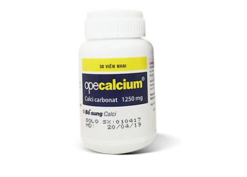 Opecalcium 1250mg
