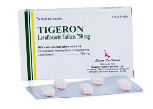 Tigeron Tablets 750mg