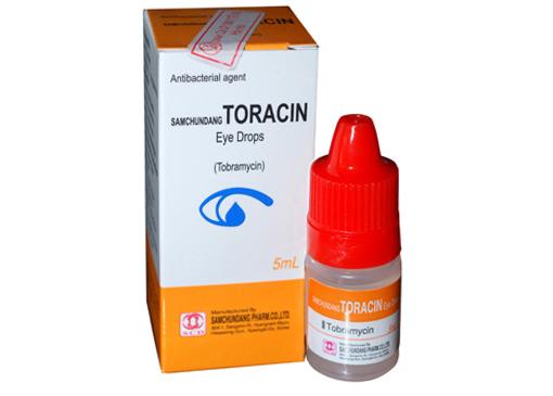 Samchundangtoracin eye drops
