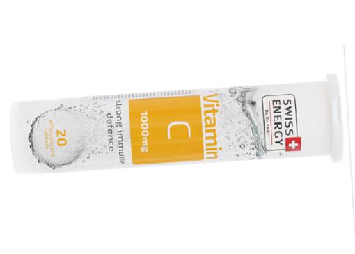 Vitamin C 1000mg Swiss Energy