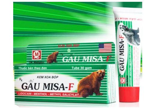 Gau Misa - F