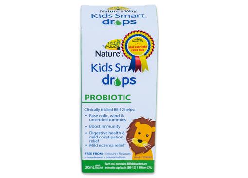 Kids Smart Drops Probiotic