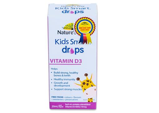 Kids Smart Drops Vitamin D3