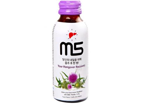 Nước giải rượu M5
