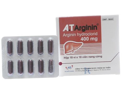A.T Arginin 400