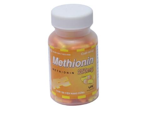 Methionin 250 mg