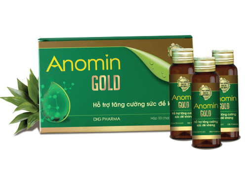 ANOMIN GOLD