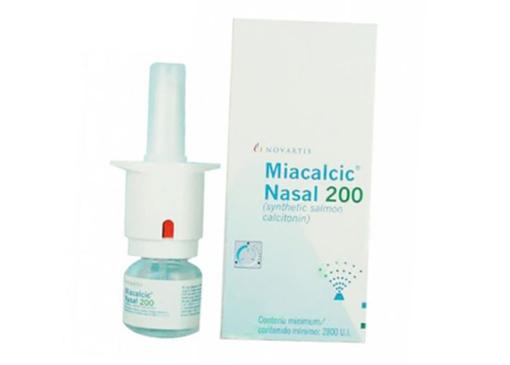 Miacalcic Nasal 200