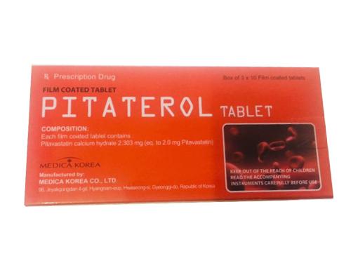 Pitaterol tablet