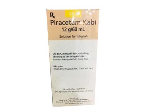 Piracetam Kabi 12g/60ml