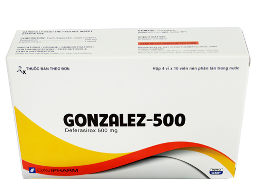Gonzalez-500