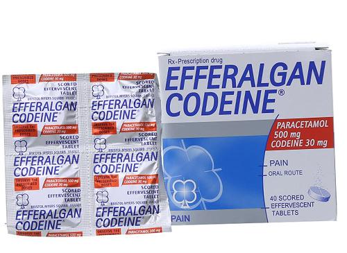Efferalgan Codeine