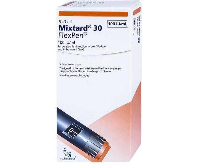 Mixtard 30 FlexPen
