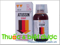 Atussin syrup