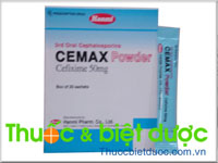 Cemax powder 50mg