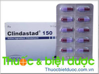 Clindastad 150mg