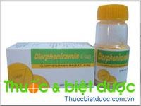 Clorpheniramin 4mg