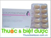 Colpotrophine 10mg