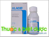 Klacid 125mg/5ml