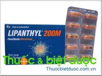 Lipanthyl 200M