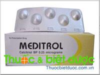 Meditrol 0.25mcg