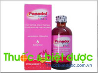 Panadol 120mg/5ml