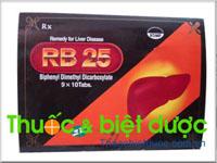 RB 25 25mg