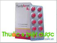 Tardyferon B9