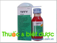 Tiffy Syrup 30ml