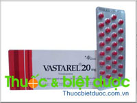 Vastarel 20mg