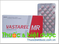 Vastarel MR 35mg