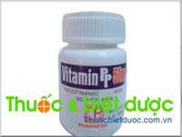 Vitamin PP 50mg