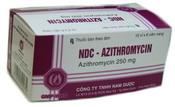 NDC-Azithromycin-250mg