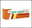 PVP Iodine 10%