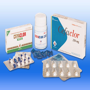 Cefaclor Capsules Ip 500mg