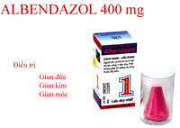 Albendazol 400mg