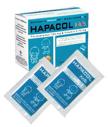 Hapacol kids 1,5g