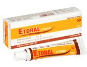 Etoral Cream