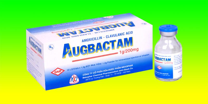 Augbactam 1g/200mg