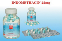 Indomethacin 25mg