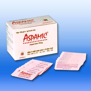Aspamic 35mg