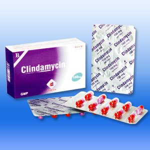 Clindamycin 150mg