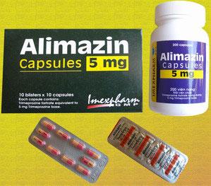 Alimazin 5mg
