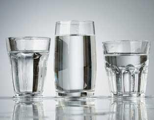 Lưu ý khi uống nước vào buổi sáng