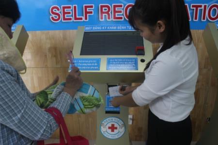 Bệnh viện đầu tiên ở Việt Nam không dùng giấy tờ khám chữa bệnh