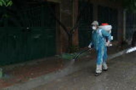 Phải xử lý ổ dịch sốt xuất huyết Dengue nhanh trong vòng 48 giờ sau khi xác định ổ dịch. Ảnh: TM