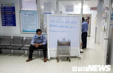 Bệnh nhân mắc cúm phải cách ly tại Bệnh viện Từ Dũ
