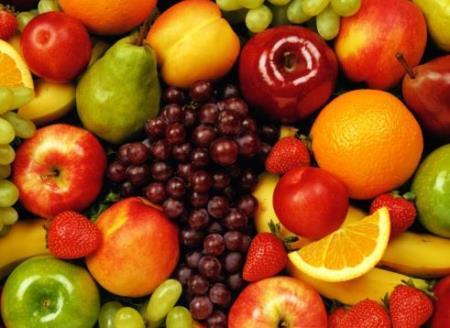Hãy ăn những loại thực phẩm lành mạnh và nhiều màu sắc. Ảnh: Internet