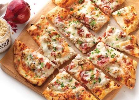 Hàng chục năm trước, người ta từng coi pizza là một loại thức ăn vô cùng lành mạnh. Ảnh minh họa