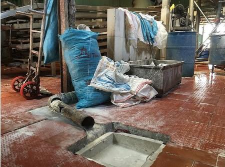 Cơ sở sản xuất bún tươi Minh Hoàng